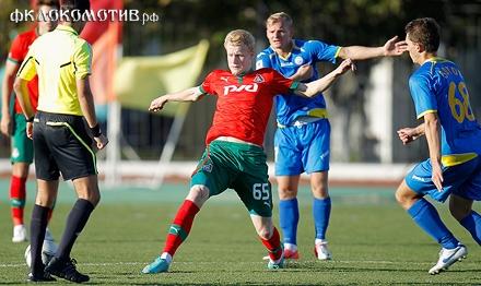 Вячеслав Подберезкин вызван на Кубок Содружества