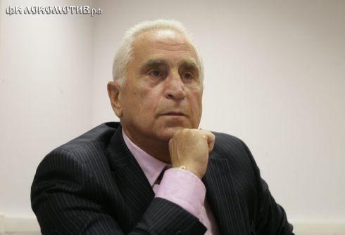 """Анзор Кавазашвили: """"Я служил на благо футбола"""""""