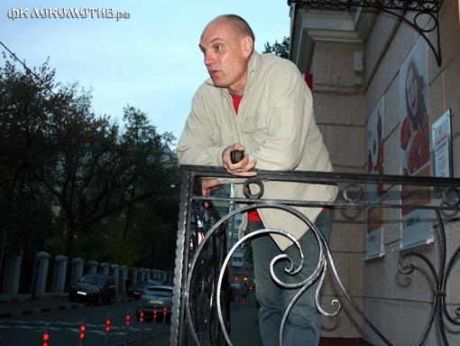 Бубнов покинул эфир программы «Удар головой», разругавшись с пранкером Вованом