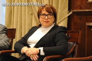 Ольга Смородская: «Не рассматриваем вариант продажи Глушакова, а по Янбаеву ясности нет»