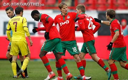 5 лучших матчей «Локомотива» в 2012 году