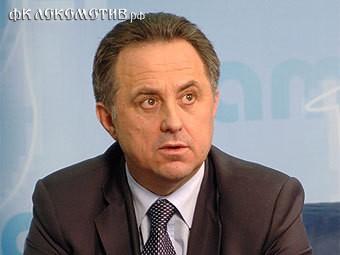 Виталий Мутко выступил против проведения чемпионата СНГ по футболу