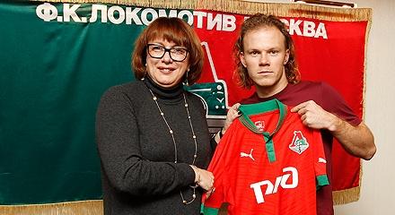 Виталий Денисов - Локомотив