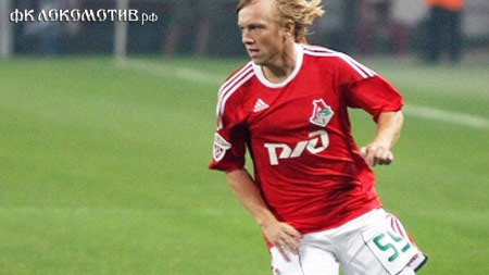 Янбаев останется в «Локомотиве»