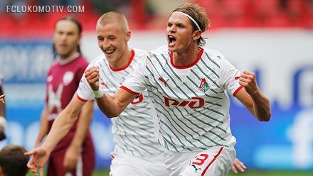 Тарасов заключил новый контракт с «Локомотивом»