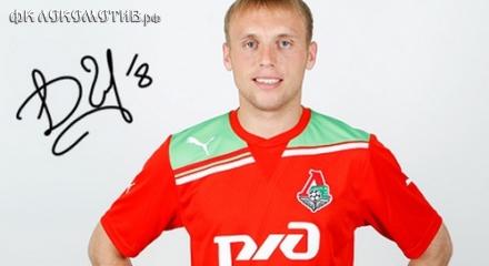 «Зенит» и «Спартак» претендуют на Глушакова