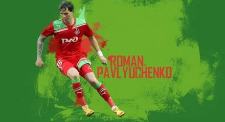 Обои от fclmnews.ru: Роман Павлюченко