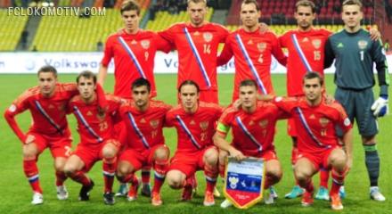 Сборная России начнет готовиться к игре с Исландией 1 февраля