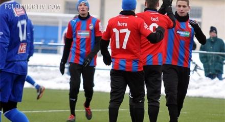 контрольные матчи - Локомотив