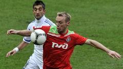 Денис Глушаков и Александр Самедов прибыли в сборную