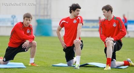 Славен Билич вызвал пятерых игроков «молодежки»