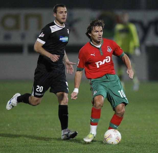 «Локомотив» - «Виктория» 3:5
