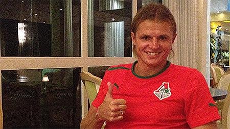 Дмитрий Тарасов: Хочется доказать Капелло, что я достоин места в сборной