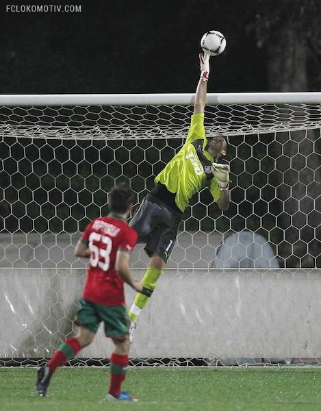 «Локомотив» - «Левски» 0:2