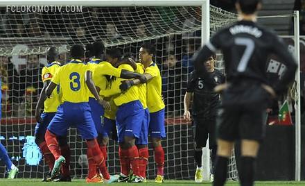 Кайседо забил Португалии