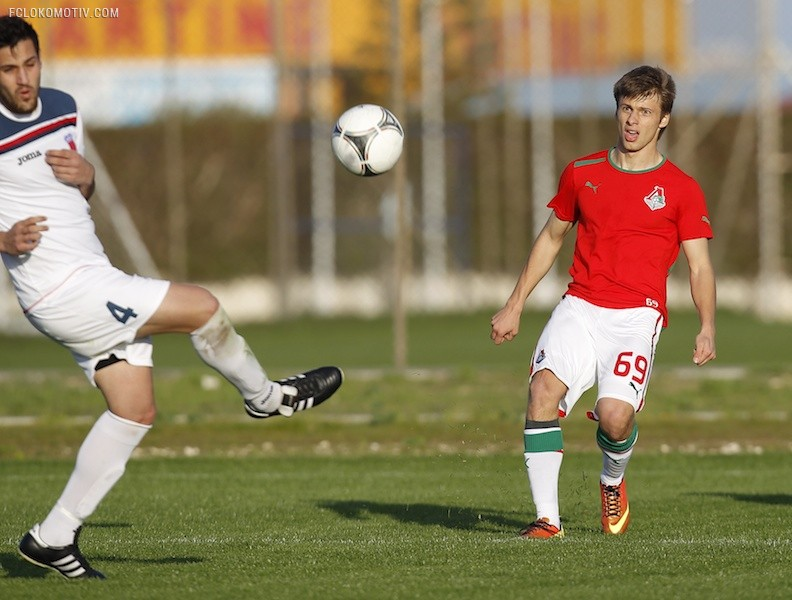 «Локомотив» - «Алки» 6:1