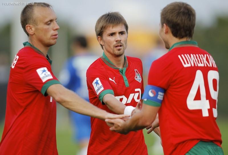 «Локомотив» - «Слован» 3:1