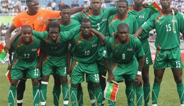 Сборная Буркина-Фасо - главная сенсация турнира!