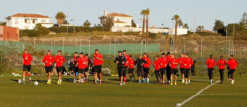 Первый день в Испании