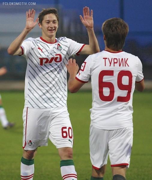 «Локомотив» – «Амкар» 5:3