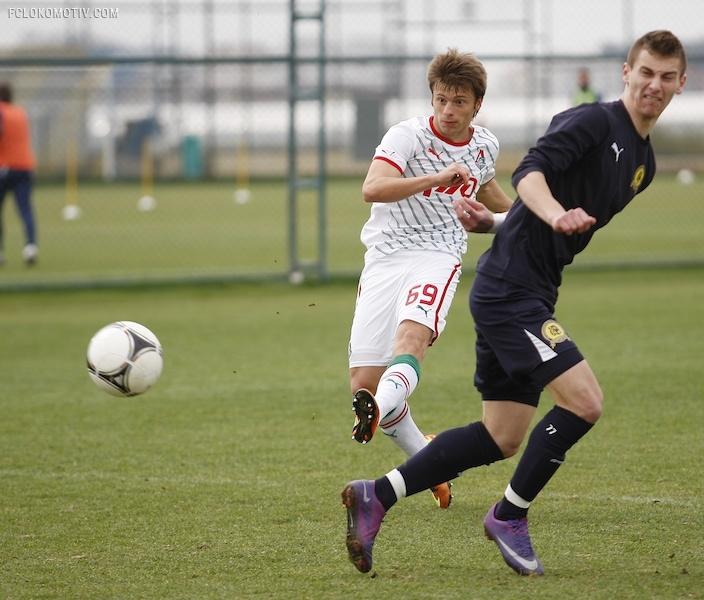 «Локомотив» – «Луч-Энергия» 2:0