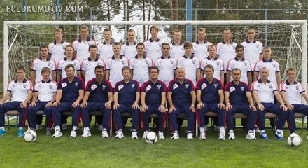 К матчу против Северной Ирландии сборная России будет готовиться в Лондоне