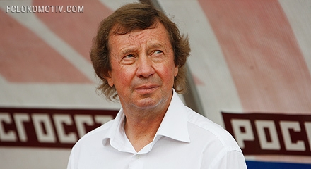 "Юрий Семин в программе ""Футбол России"""