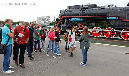Из истории. Локомотив Л-3516