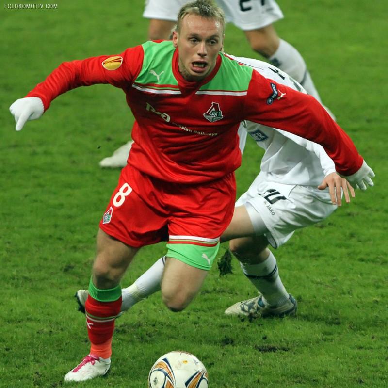 Денис Глушаков: После игры с «Волгой» попросил команду выбрать другого капитана