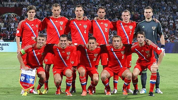 Расширенный состав национальной сборной