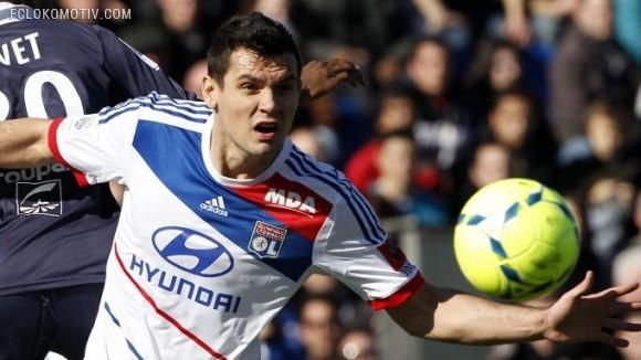 «Локомотив» обратился в «Лион» с предложением продать хорвата Ловрена