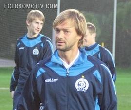 Дмитрий Сычев: «Выбрал вариант играть и помочь «Динамо»
