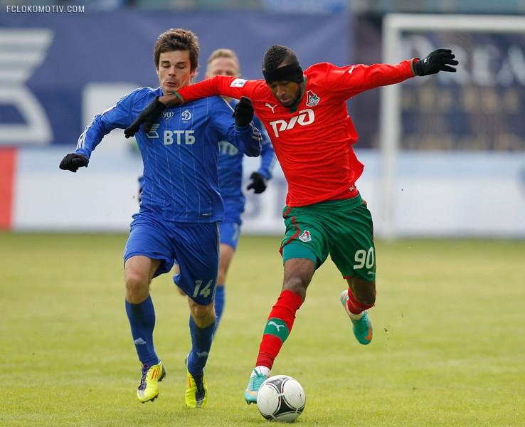 «Динамо» - «Локомотив» 1:0