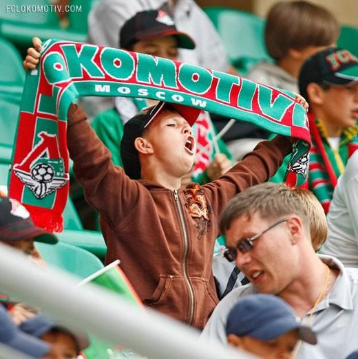 Кубок Дружбы на «Локомотиве»