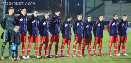 Полузащитник «Локомотива» едет на юношеский чемпионат Европы!