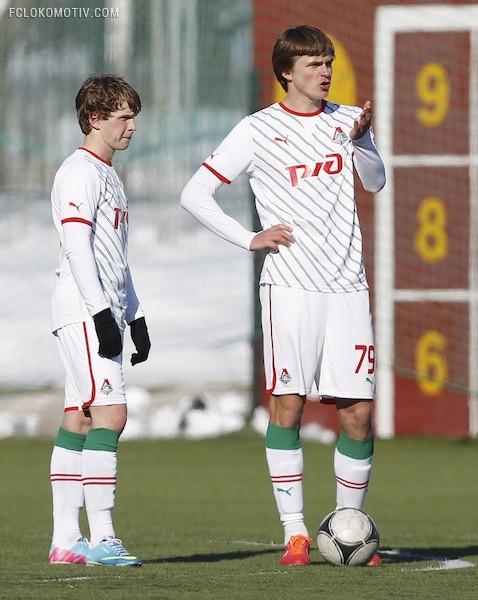 «Рубин» - «Локомотив» 1:2