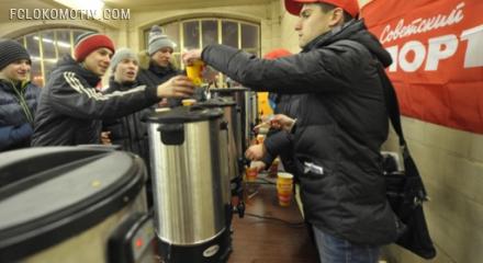 РФПЛ предложила клубам предоставлять бесплатный чай и кофе в холодную погоду
