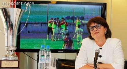 Смородская: Сычев будет выступать за минское «Динамо» до лета