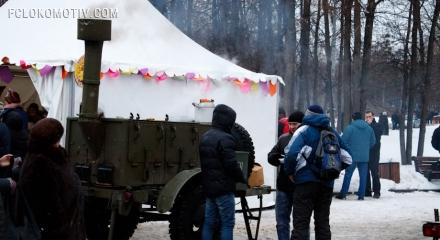 «Динамо» – «Локомотив». У стадиона будет работать бесплатная полевая кухня