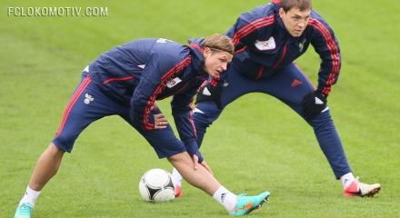 Дмитрий Тарасов: Надеюсь дебютировать в сборной