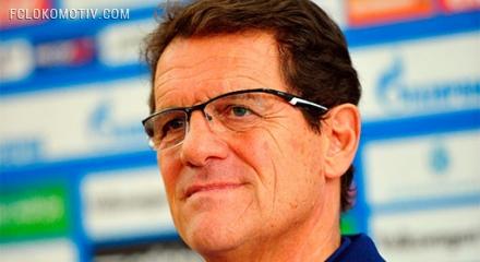 Фабио Капелло: Не я решал, где играть с Бразилией
