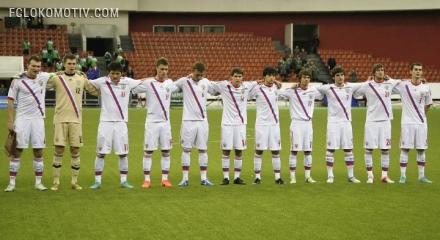 В составе молодёжной сборной России произведены три изменения