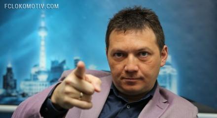 Георгий Черданцев: Не могу понять цели и задачи «Локомотива» в этом сезоне