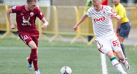 «Молодежки» «Локомотива» и «Рубина» начнут в 14:00