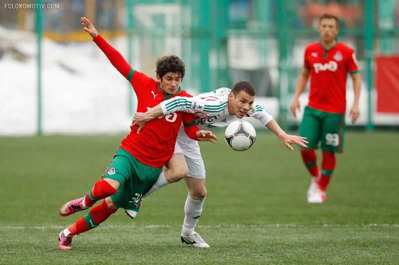 «Локомотив» - «Терек» 0:0 Молодежные составы.