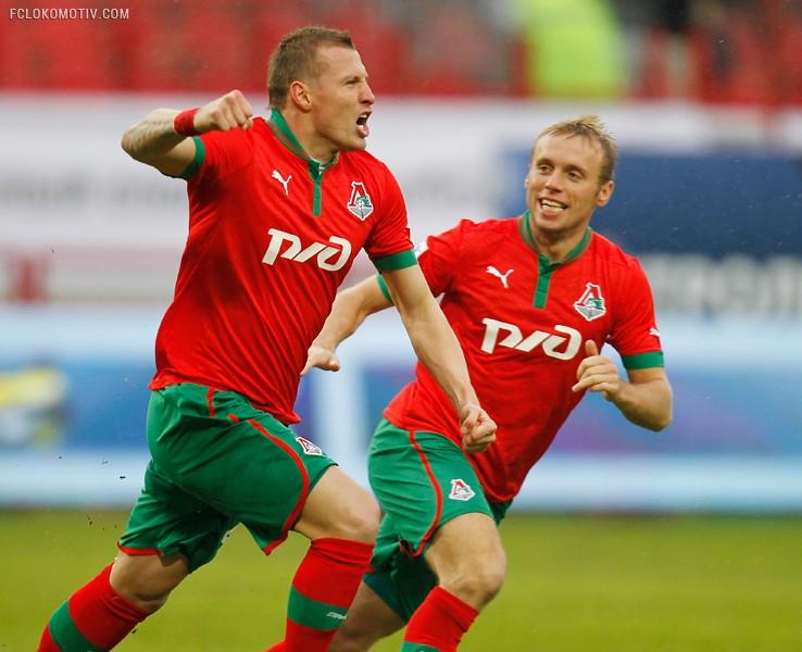 «Локомотив» - «Терек» 1:1