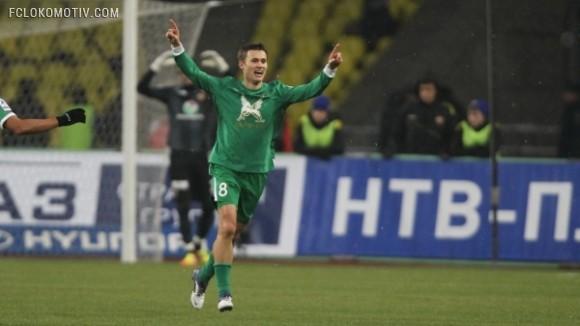 «Динамо» и «Локомотив» ведут переговоры с Александром Рязанцевым