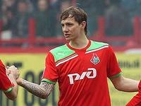 Павлюченко не сыграет с «Кубанью» из-за травмы