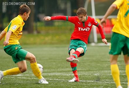 «Молодежка» начнет матч с «Кубанью» в 14:00