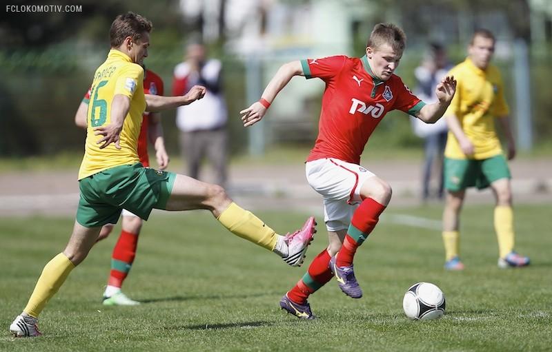 Молодёжные составы. «Кубань» - «Локомотив» 1:1